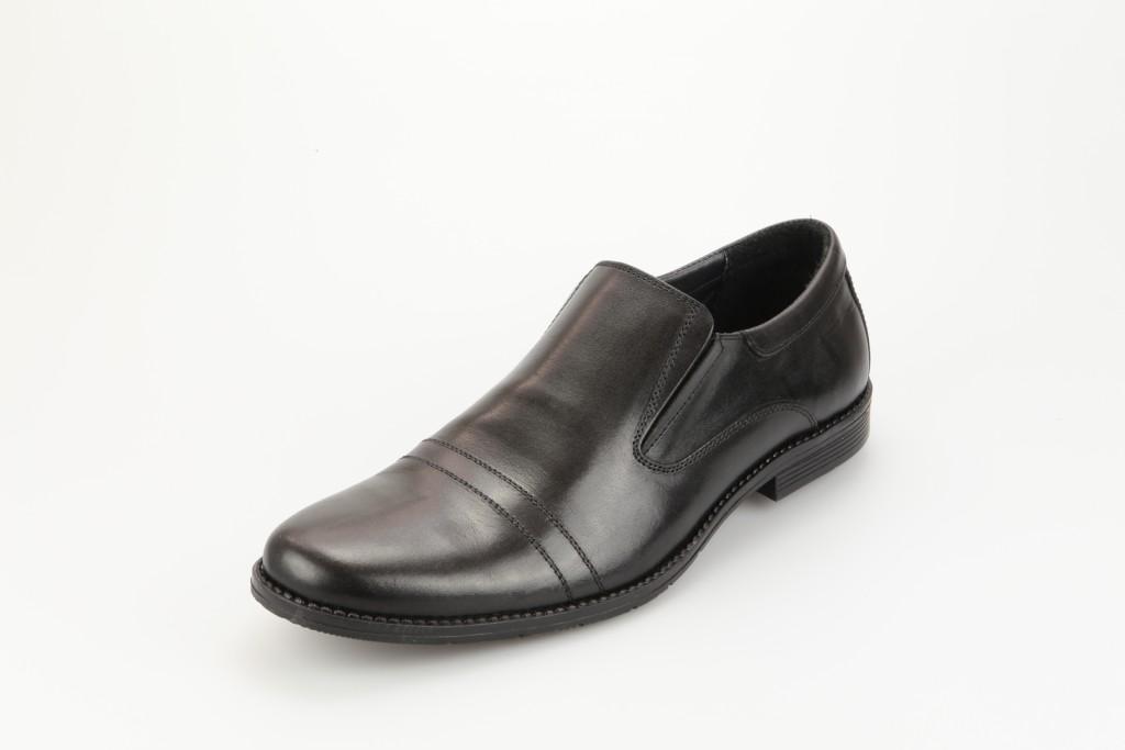 Мужские кожаные туфли Модель 91919 от фабрики Rooman